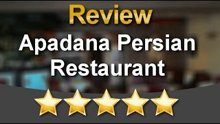 Persian Restaurant - Review - Huddersfield