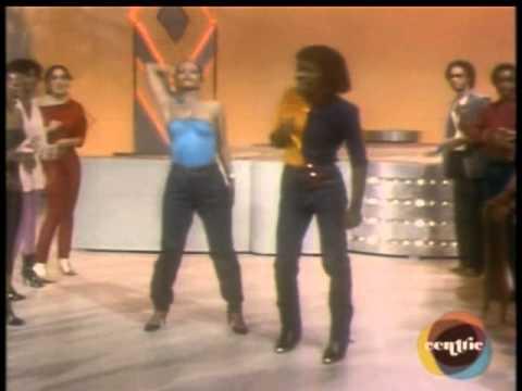 Soul Train Line Wide Receiver Michael Henderson
