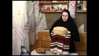 РЕЦЕПТ ОТ МОНАХИНЬ -  БЕЗДРОЖЖЕВОГО ХЛЕБА!