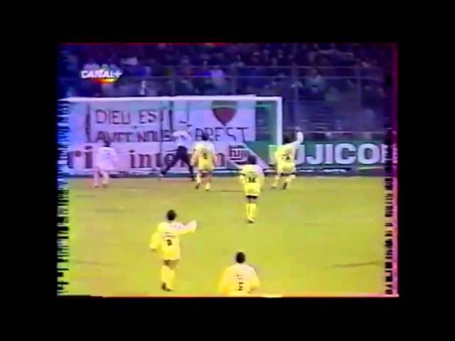 FC Nantes - Le résumé de la Saison 1989-1990