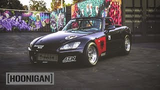 [HOONIGAN] DT 171: 1200HP Honda S2000 Drag Car is Faster Than you thumbnail