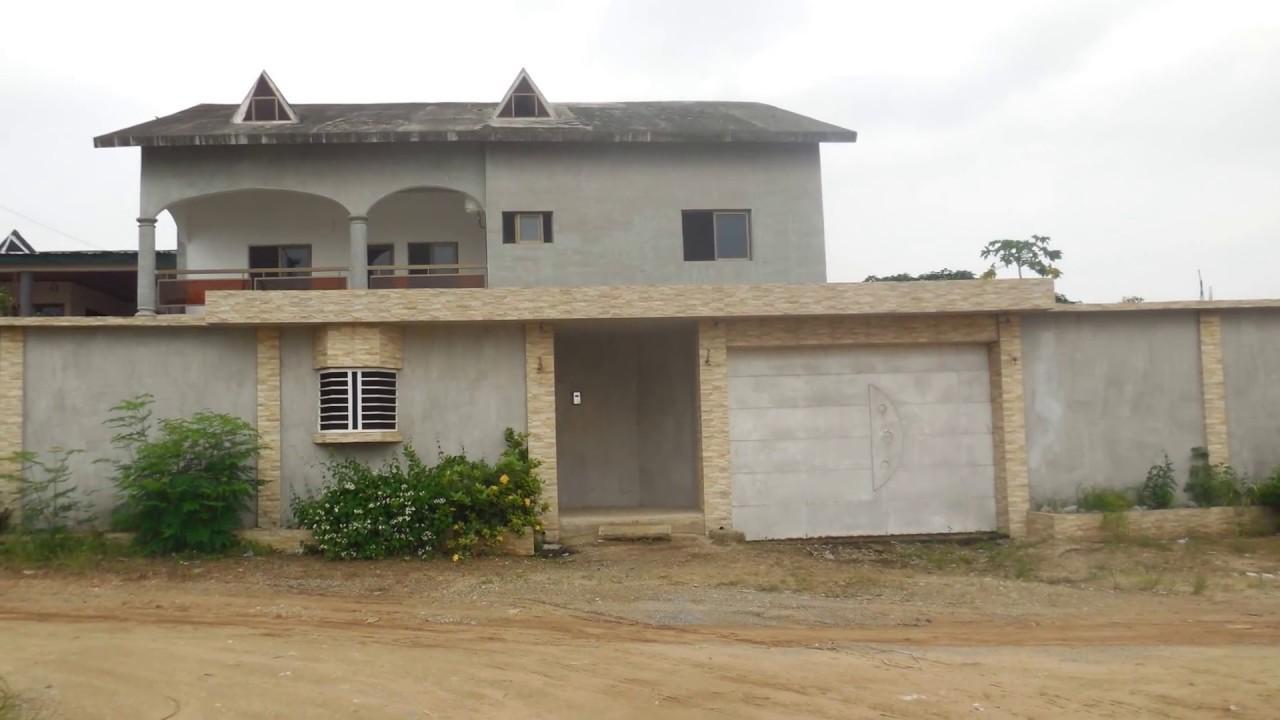 Vente d\'une Villa triplex 18 Pièces Bâti sur 700 m2 à Abidjan ...