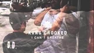 Crooked I - I Can't Breathe