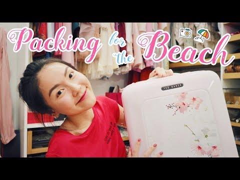 Soạn Đồ Đi Biển  + Taipei Haul + Tám về Bra?!