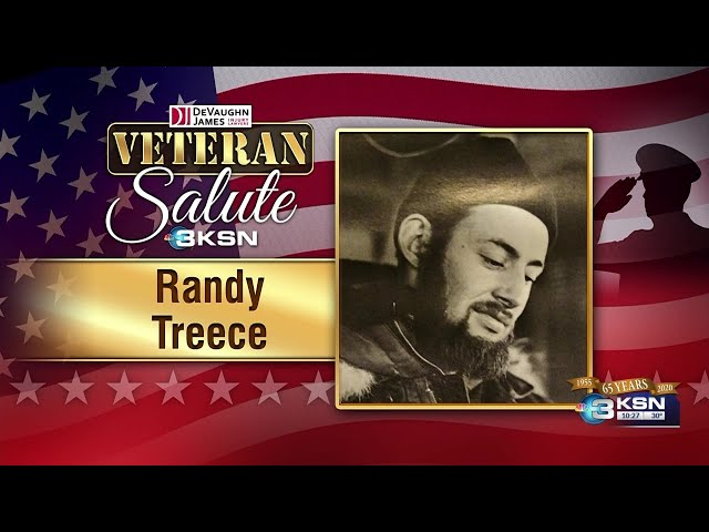 Veteran Salute: Randy Treece