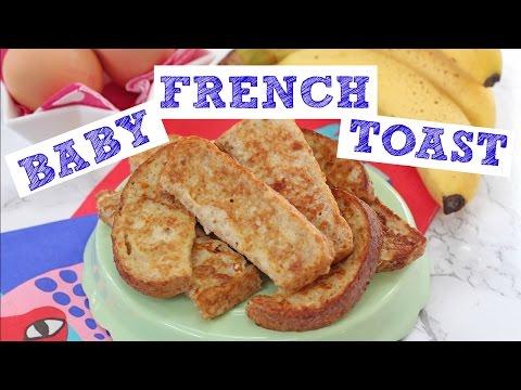 Baby french toast eggy banana bread my fussy eater healthy baby french toast eggy banana bread my fussy eater healthy kids recipes forumfinder Images
