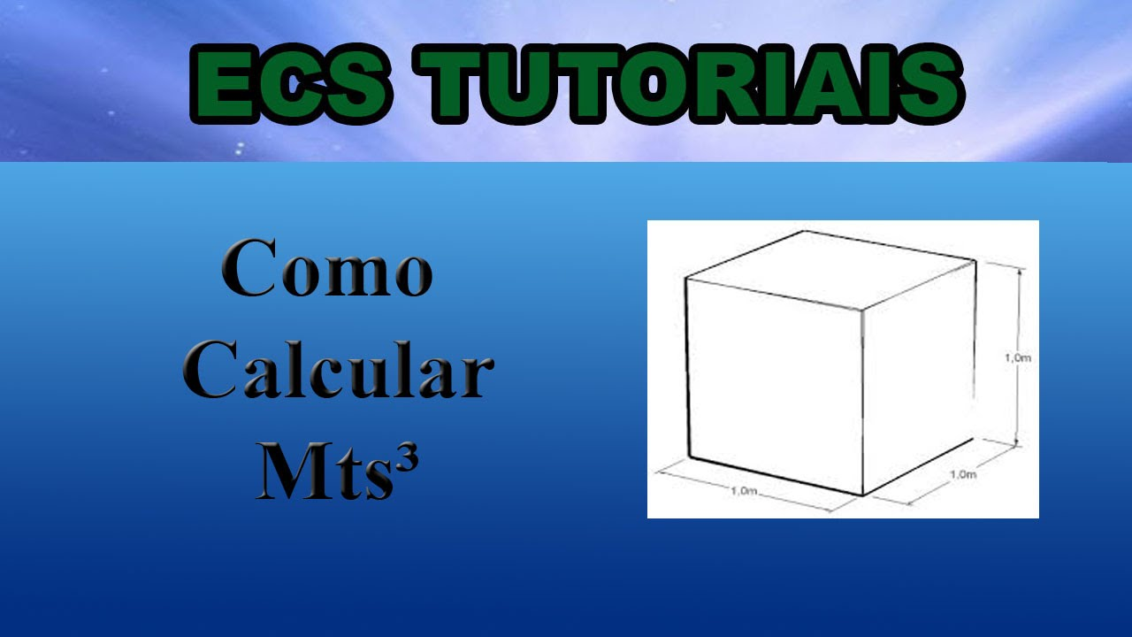 Como calcular metros c bicos youtube for Calcular metros cubicos piscina redonda