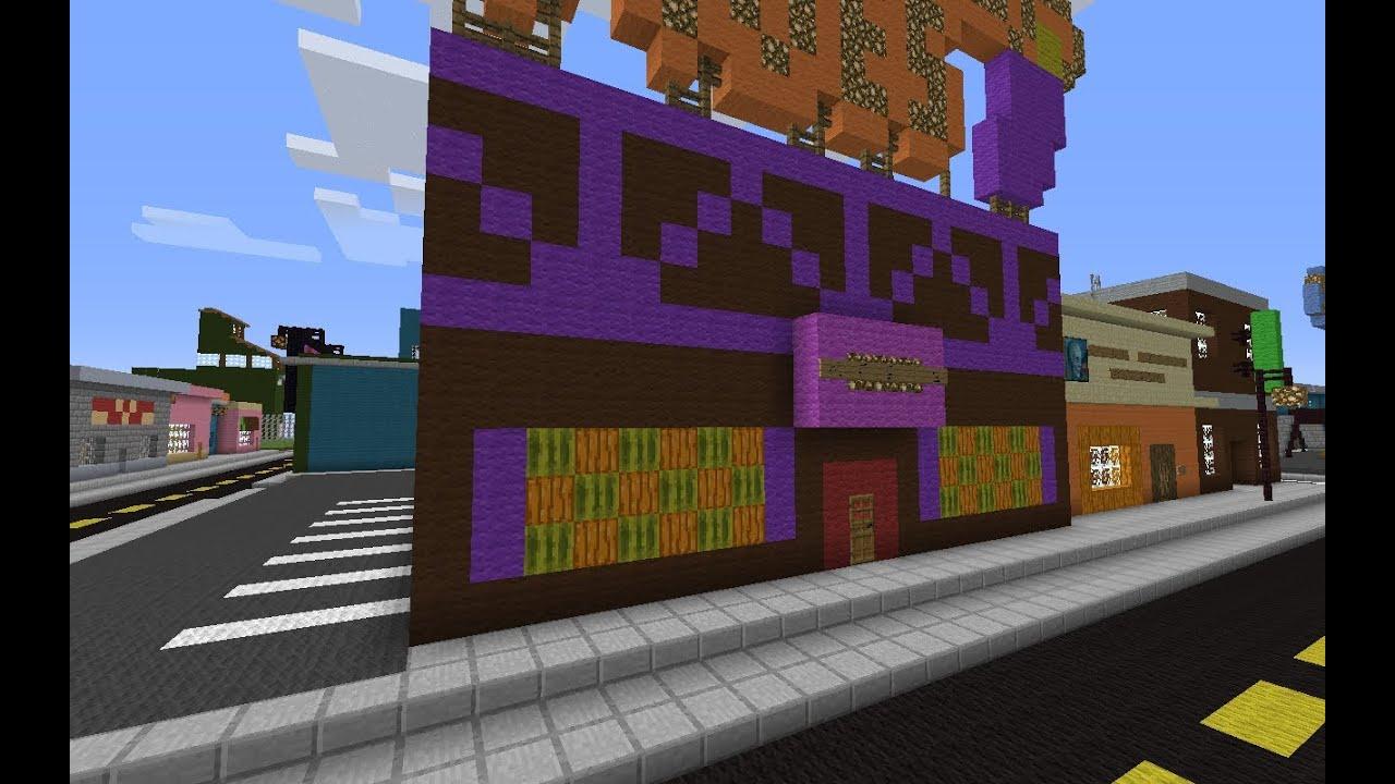 Minecraft moe s tavern tour youtube