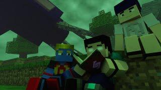 Minecraft: PARAÍSO - #94 A HISTORIA DO REI!