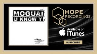 Moguai - U Know Y (Starecase Mix)