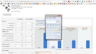 amazon Revenue Calculator - Как узнать комиссию Амазона