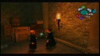 Let's Play Harry Potter And The Chamber Of Secrets (Gamecube) Part 23