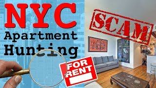 NYC Apartment Scam EXPOSED ! (And How To Avoid Them) NYC Apartment Hunting Ep.2