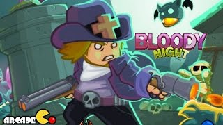 Bloody Night Tower Defense - Free Online Game