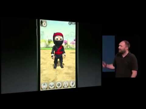 Clumsy Ninja — игровой процесс