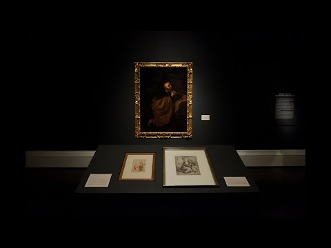 Art This Week-At the Meadows Museum at SMU-The Drawings of Jusepe de Ribera