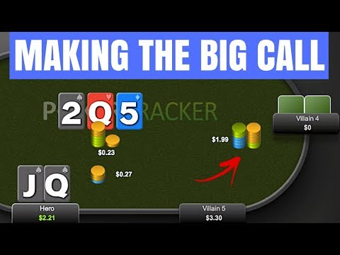 Making The BIG CALL Versus A Fish (This Is Slightly Sick)
