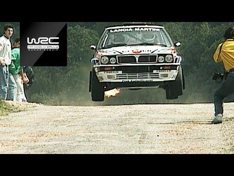 WRC - Corsica Linea Tour de Corse 2018: Past vs. Present