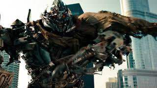 Transformers Dark of the Moon - All Megatron Scenes