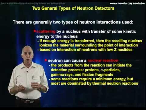Neutron Detection-Introduction