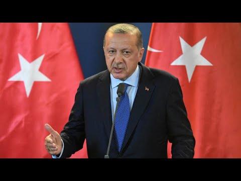 أردوغان يرفض وقف إطلاق النار بسوريا ما لم يقض على -التنظيم الإرهابي- عند حدود بلده  - نشر قبل 2 ساعة