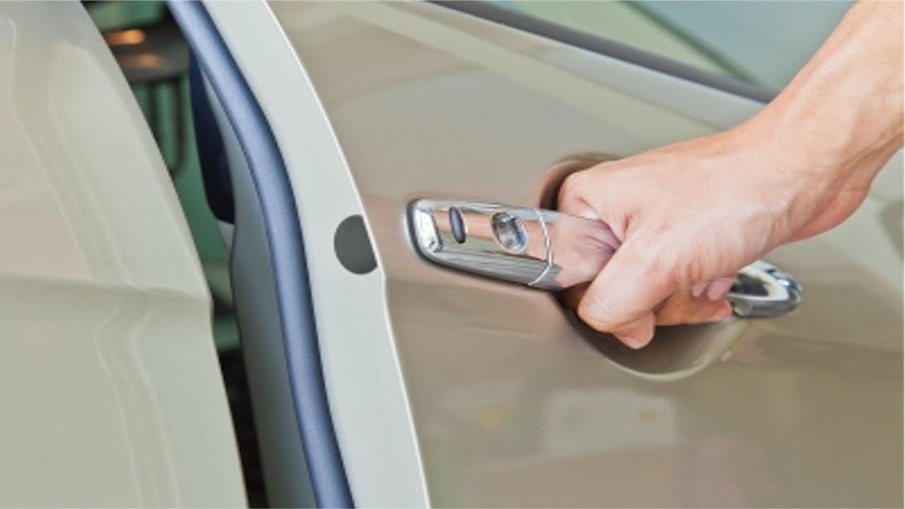 Como abrir autos de diferente marca con un alambre - how to open car with wire