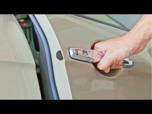 Sin llaves carro como un se abre