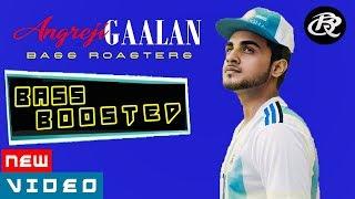 ANGREJI GAALAN Bass Boosted ARMAAN BEDIL Ft Surinder Shinda Bass Roasters New Songs 2019