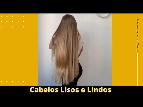 As mais lindas garotas de cabelos Lisos e Lindos da Internetиз YouTube · Длительность: 2 мин45 с