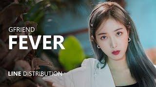 Download lagu GFRIEND 여자친구 FEVER 열대야 Line Distribution