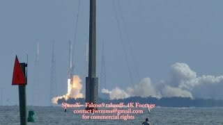 *** AMAZING!!!! *** - Falcon9 - SpaceX explosion