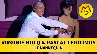 Virginie Hocq & Pascal Légitimus -