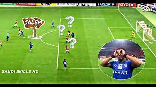 مهارات لاعبي الهلال السعودي ضد اوراوا • نهائي دوري ابطال اسيا