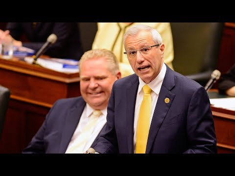 Ontario 2019 budget: Breaking down the provincial spending