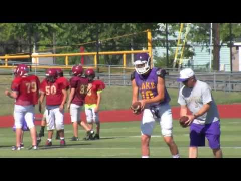Jacob Eason - Lake Stevens Quarterback - Highlights/Interview - Sports Stars of Tomorrow