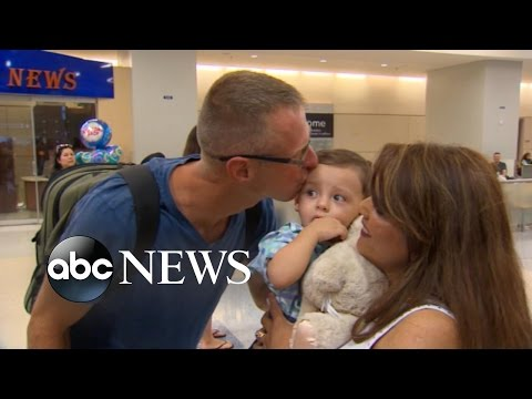 Baby Switched at Birth  Back Home