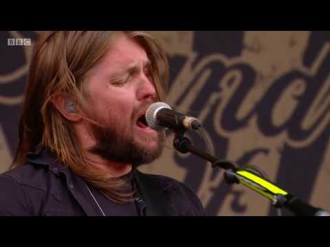 Band Of Skulls - Glastonbury 2016