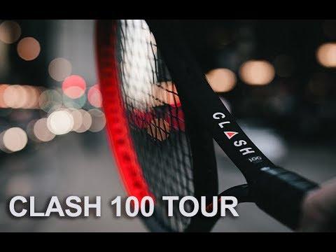 Wilson Clash 100 Tour Tennis Racquet Review Tennis Express Youtube