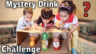 MYSTERY DRINK CHALLENGE!!!