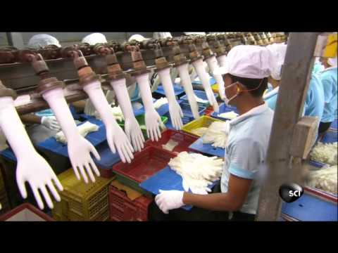 How Its Made -- Rubber Gloves