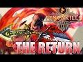 The return of Full AD Darius