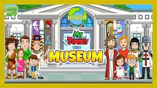My Town : Museum (My Town Games LTD) - Best App For Kids