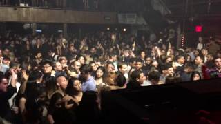 Live @ Marquee NYC (11.18.2016)