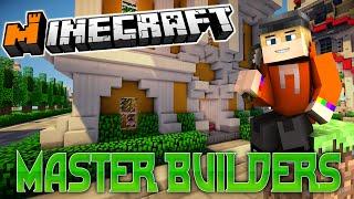 Minecraft: MASTER BUILDERS! 1.8.1 (Mineplex Minigame) w/ Gabe!