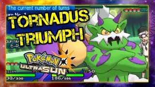 Pokemon Ultra Sun and Moon VGC 2019 Sun Series Battle - Tornadus Triumph