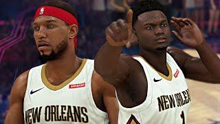 NBA 2K20 MyCAREER - Best Rookie Duo In NBA HISTORY! [ EP.10 ]