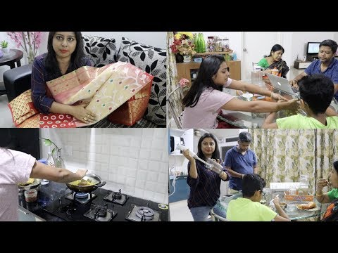 Indian Vlogger Soumali || What My Mother- in- law Brought from Native