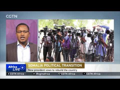 Somalia new President Farmajo takes office, inauguration set for next week