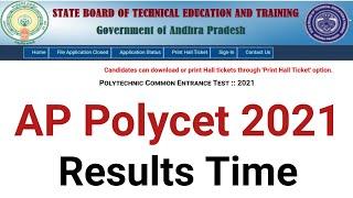 AP Polycet 2021 Results Time | AP Polycet 2021 Results Latest News