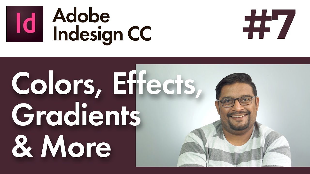 how to change stroke color in indesign